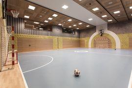 Ballsporthalle für Hockey, Fussball, Volleyball uvm.