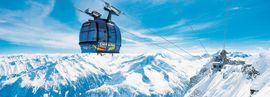 Skifahren am Hintertuxer Gletscher - STOCK***** resort