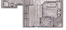 Rosenquarz suite Plan
