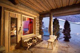 Kelo Sauna im Stock***** resort