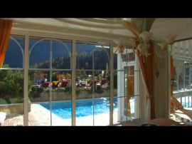 Stock***** resort Spa Landschaft und Panorama Beauty Abteilung