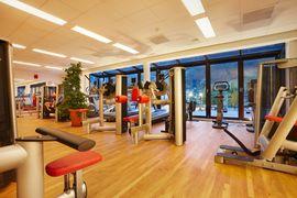 Fitnessraum im Best Alpine Wellnesshotel Theresa
