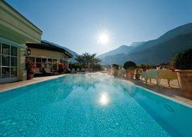 Außenpool - THERESA Wellness Genießer Hotel ****superior im Zillertal