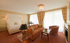 Zimmer im Best Alpine Wellnesshotel THERESA