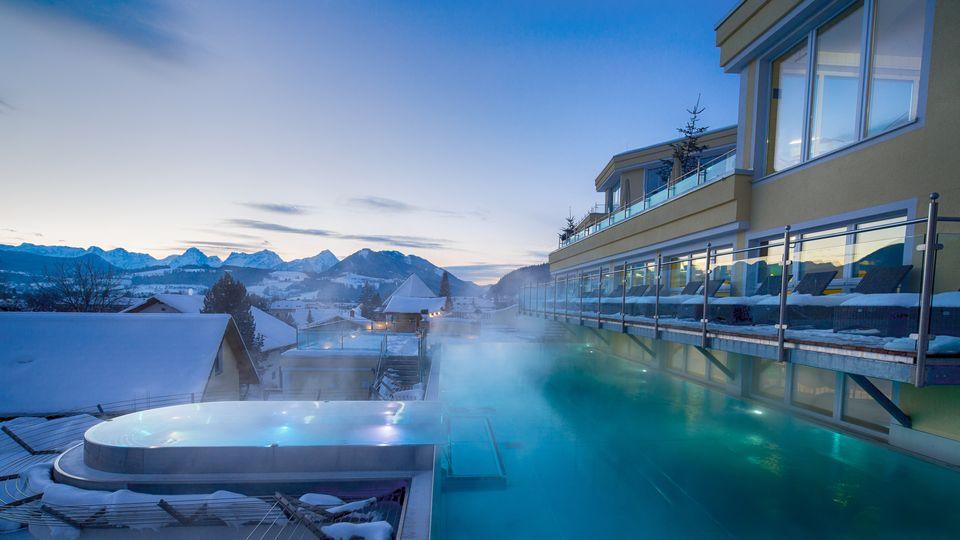 Wellness & Ski Wochenende im Dilly****S Resort