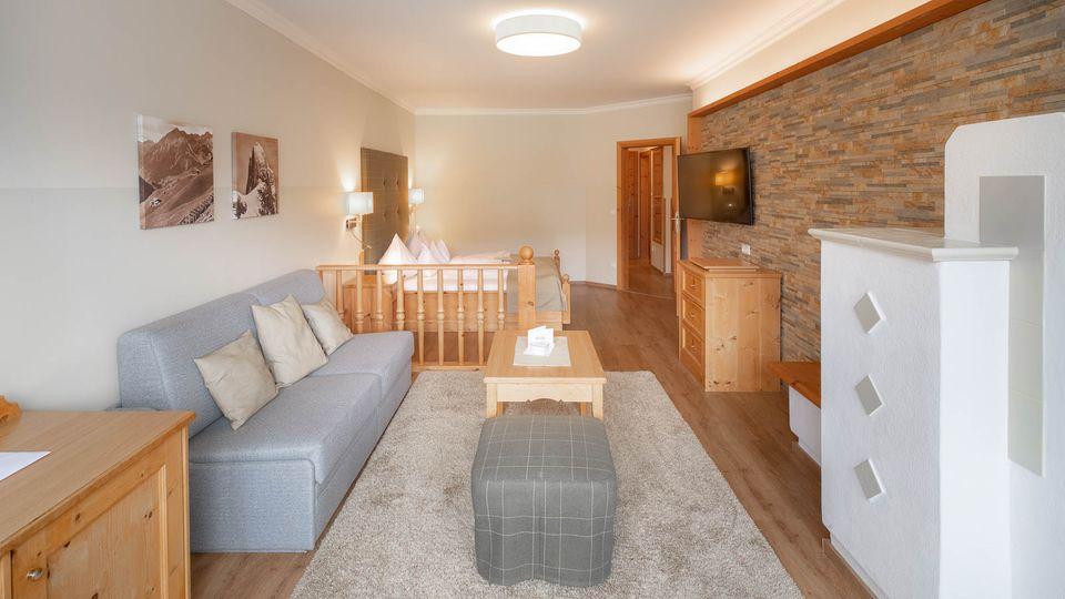 Rezidenční wellness apartmá Kathrin a Christoph