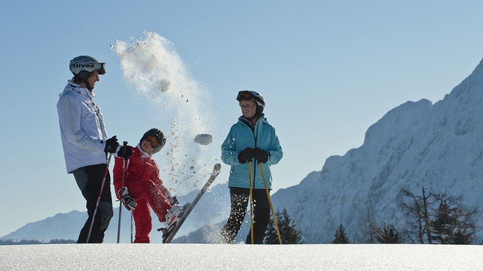 Ski-Opening auf der Weltcup Piste Hinterstoder!