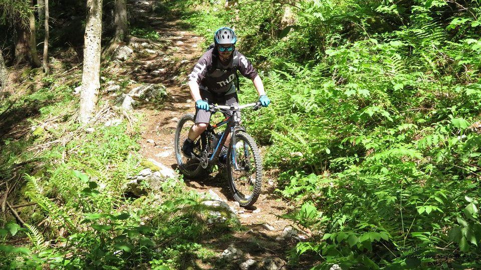 Mountainbike Aktiv-Wochenende