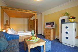 Residenz-Suite im Wellnesshotel Dilly