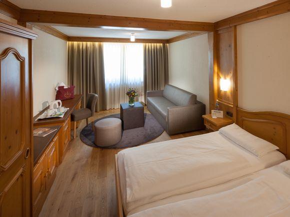 "Double room ""Arlberg"" 1/1"