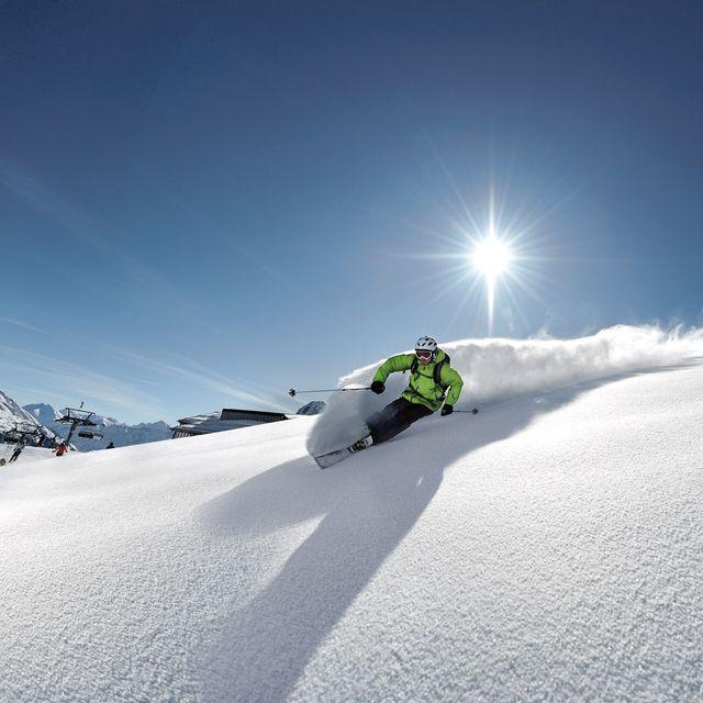 """Forfait """"Expérience neige dans la région de l'Arlberg"""""""