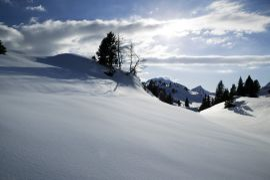 Schnee-Erlebnisland Arbergl - Best Wellnesshotel Warther Hof