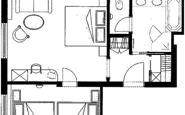"""Familien Suite """"WANNIG"""" 4/4"""