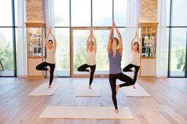Yoga im Alpenresort Schwarz