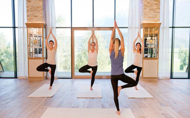 Yoga - & Entspannungsretreat - 7 Tage vom 14. - 21.05.2017 1/1