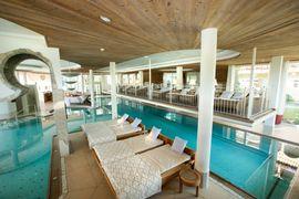 Indoor Pool Relax-Wasserwelten Schwarz