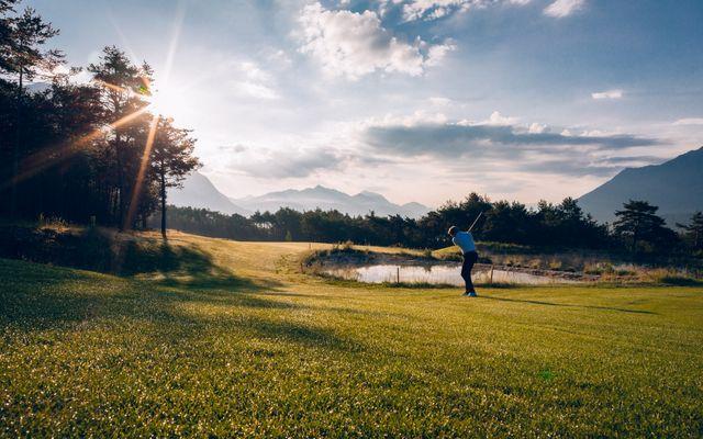 """Golf Hit-Intensivwoche """"ÖGV-Platzreife"""" 1/1"""