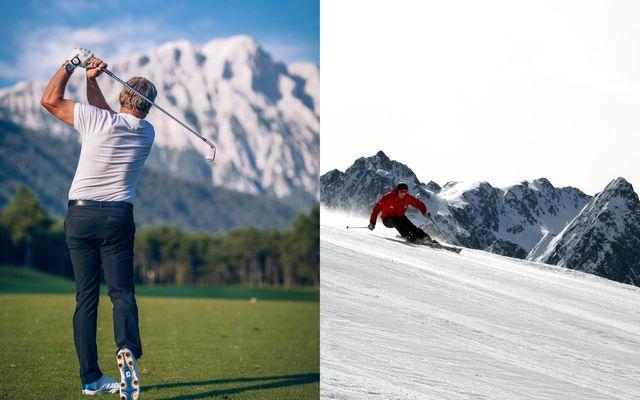 Semaine golf & ski 1/1