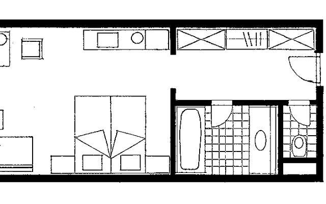 "Doppelzimmer ""SUPERIOR"" mit Balkon 3/3"