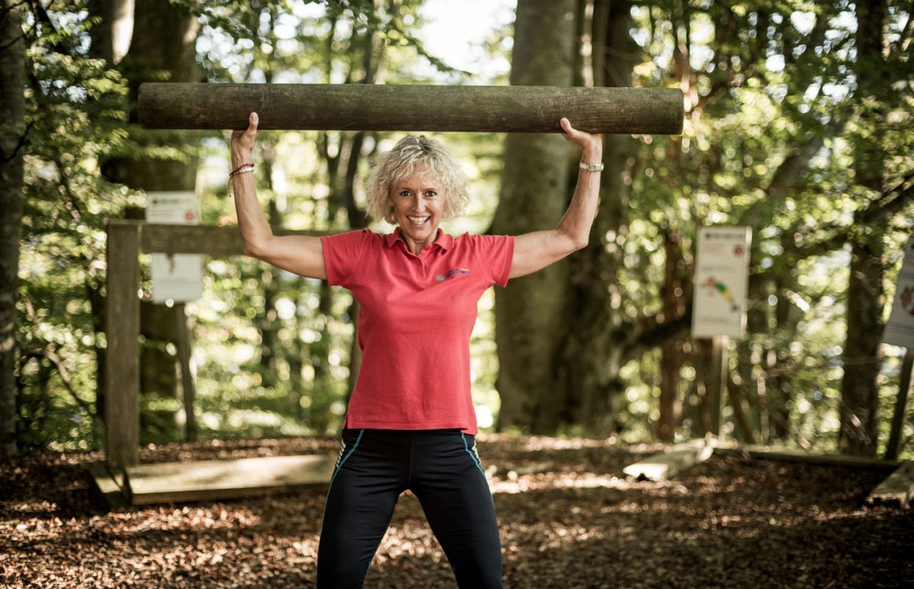 Fitness Parcour - 4*S Ebner´s Waldhof am See