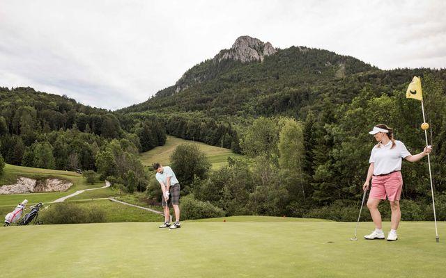 GC Waldhof - Urlaub in Salzburg