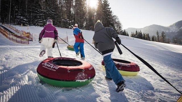 Winterspaß für Groß & Klein