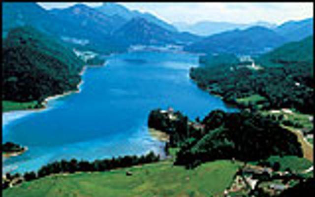 Fuschlsee in Salzburg - Ebner´s Waldhof am See