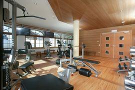 Unser Fitnessbereich im Wellness Hotel Engel