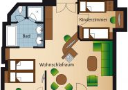 PURE TIROL Traumblick with Childs Room