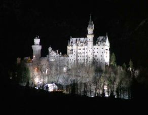 Ticket for the Neuschwanstein castle