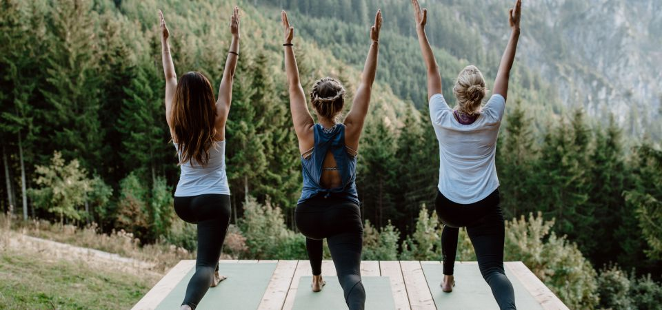 Yoga & Hiking
