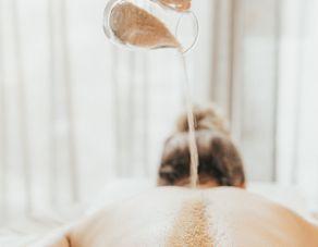Honig Körperpeeling