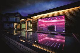 Die Hochkönig-Sauna im 4 Sterne S Hotel Übergossene Alm