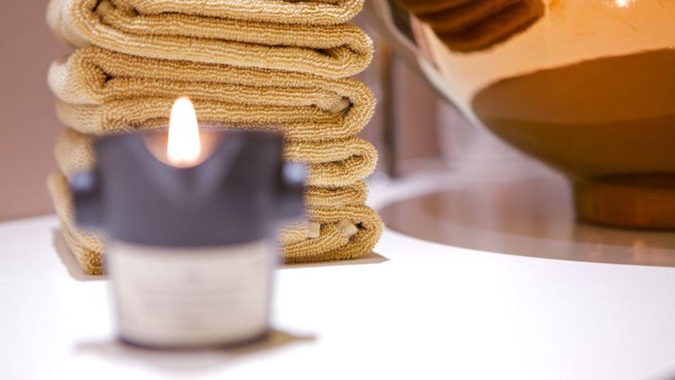Hot stone massage | 50 minutes