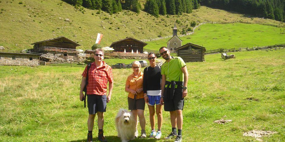Südtirol entdecken mit Ihrem Vierbeiner