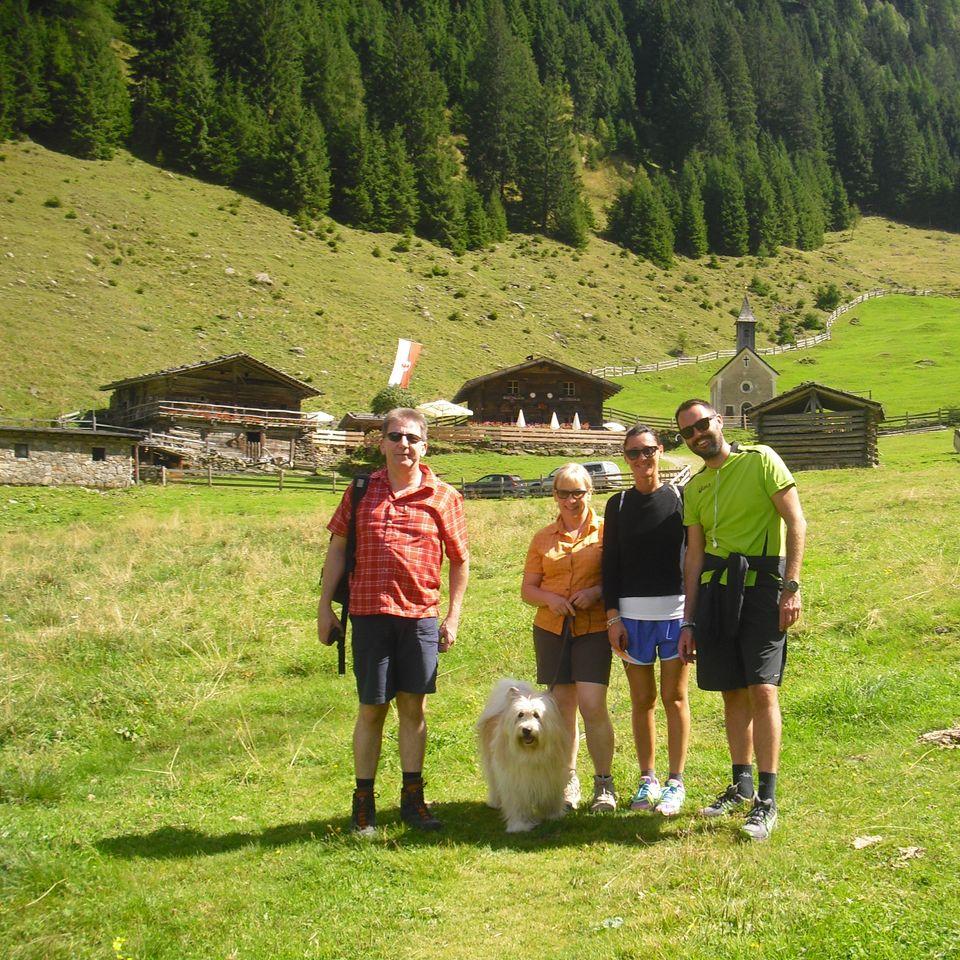 Zuid-Tirol ontdekken met hond