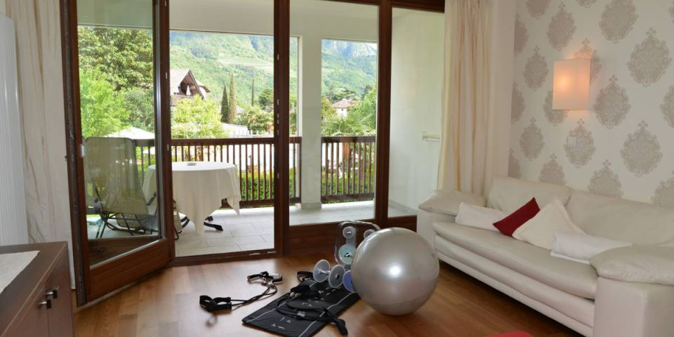 Auspowern, Entspannen und Erholen