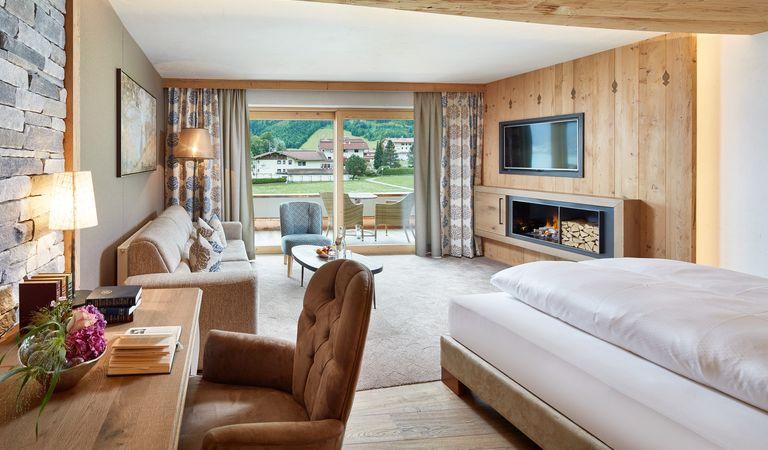Hotel Zimmer: Suite Heimatgefühl Süd