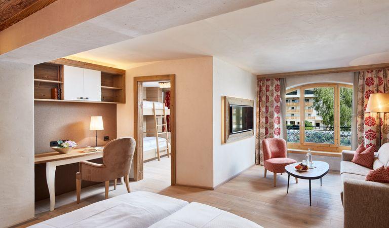 Hôtel Chambre: Suite familiale BIO