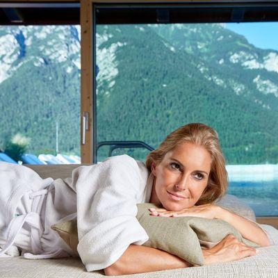Offre: Faites un vœu - Das Karwendel - Ihr Wellness Zuhause am Achensee