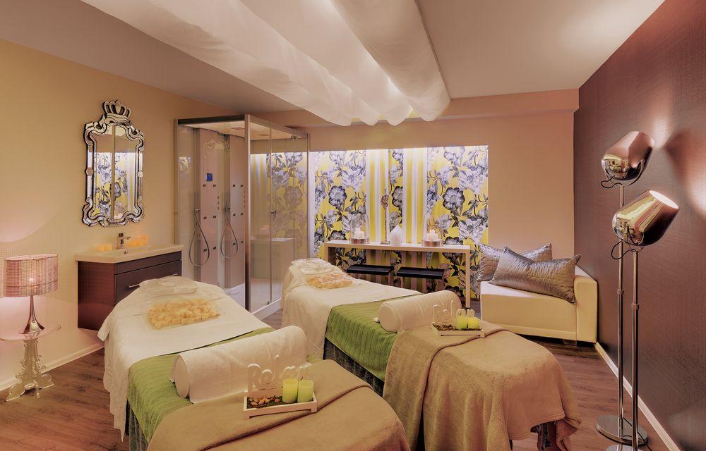Kombi-Massage im Pärchenraum – im Wechsel Infrarot & Massage