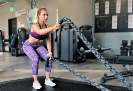Fitness Retreat with fitmedmary