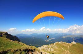 Paragliding in in St. Johann im Ahrntal - Südtirol