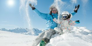 Winter-Familien-Skipackage