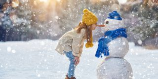Pacchetto sciistico invernale famiglia