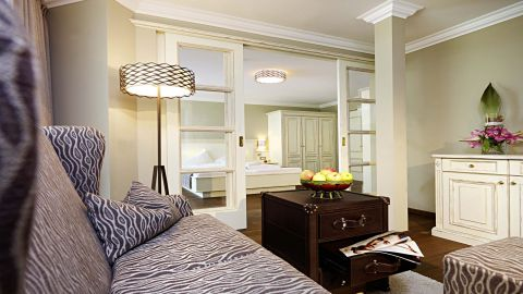 Suite Patrizia North deluxe | main house