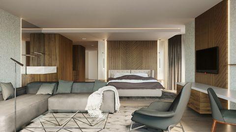 NEU! Suite Patrizia Nord deluxe | Stammhaus