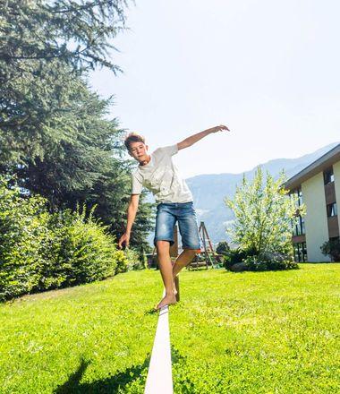 Offer: Family-SAVINGS WEEK long - September & October - Familien- und Wellnesshotel Prokulus, Alto Adige