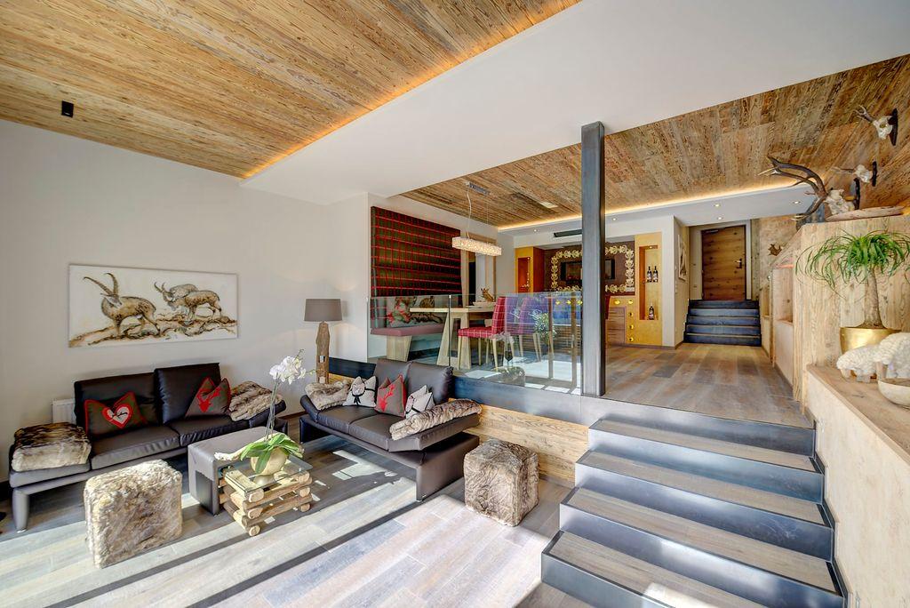 mountain chalet 724 2 6 personen hotel andreus. Black Bedroom Furniture Sets. Home Design Ideas