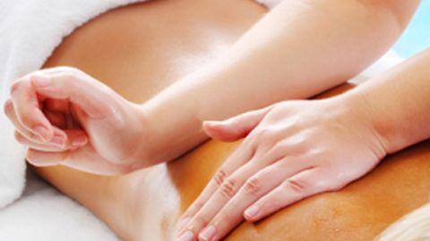 "Hawaianische Massage ""Lomi Lomi Nui"""